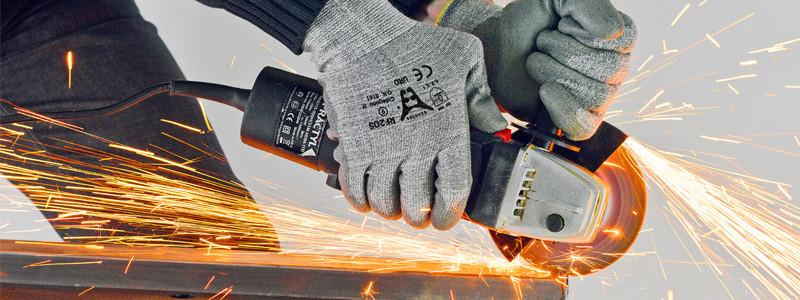 Alternatywa dla rękawic typu TOPER