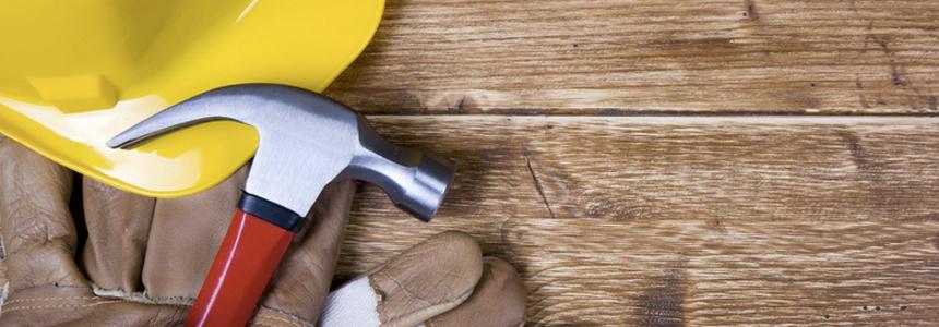 Prace remontowe – rękawice antywibracyjne
