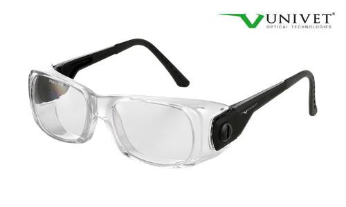 Okulary korekcyjno - ochronne