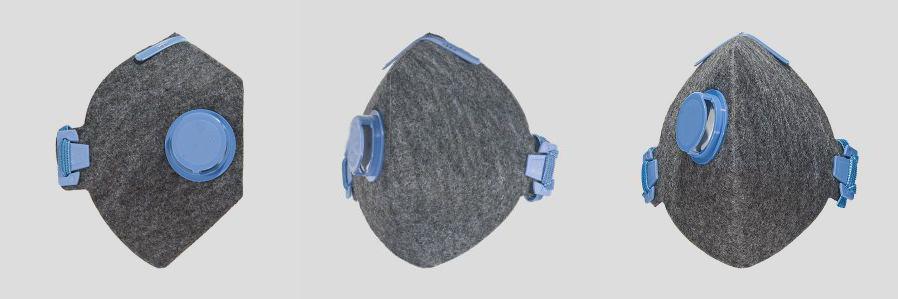 półmaski antysmogowe