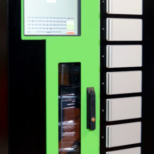 automat do wydawania rękawic