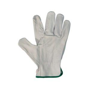 skórzane rękawice