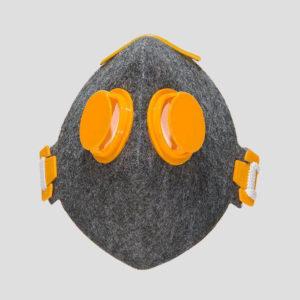 półpmaska antysmogowa