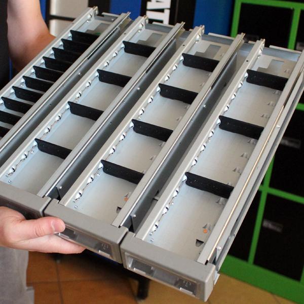 szuflada typu A automat do narzędzi
