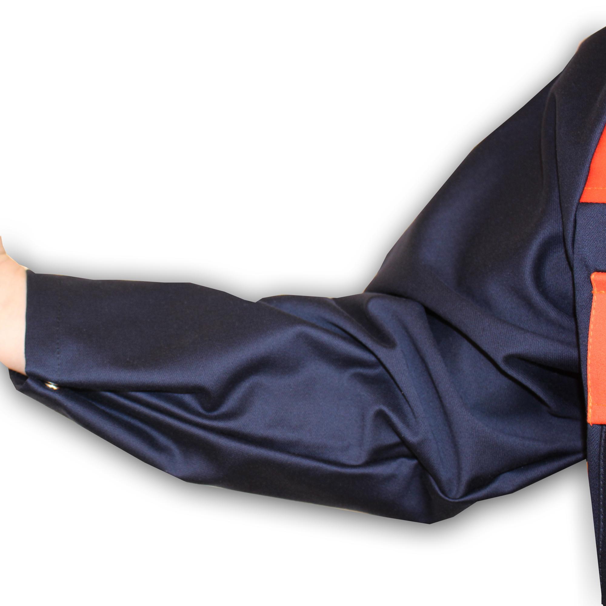 rękaw bluzy w ubraniu xispal 841