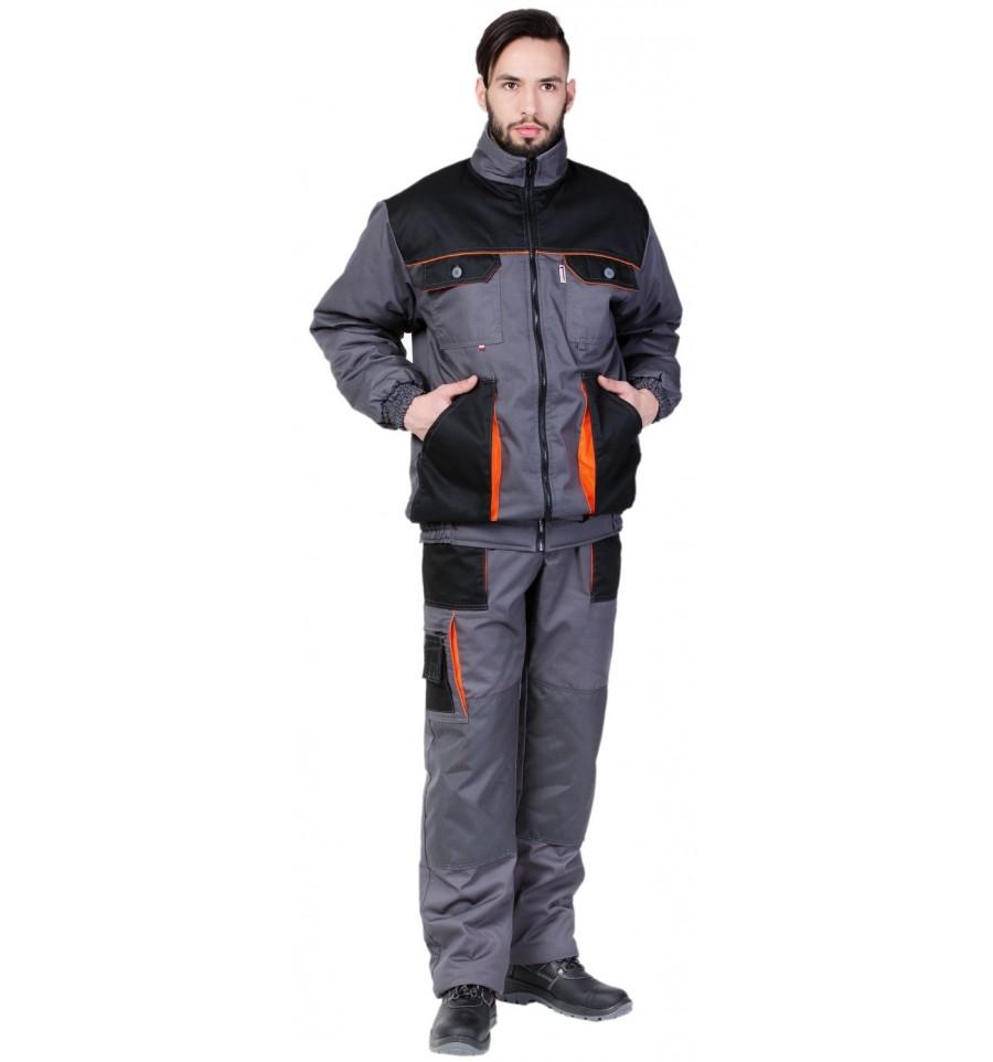 kurtka na zime szwed plus