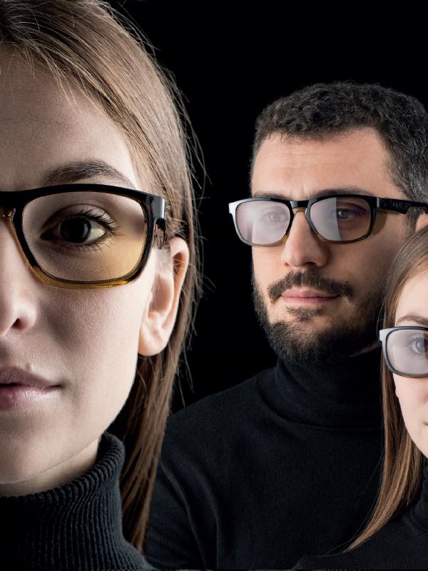 komfortowe okulary ochronne