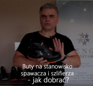 buty dla spawaczy