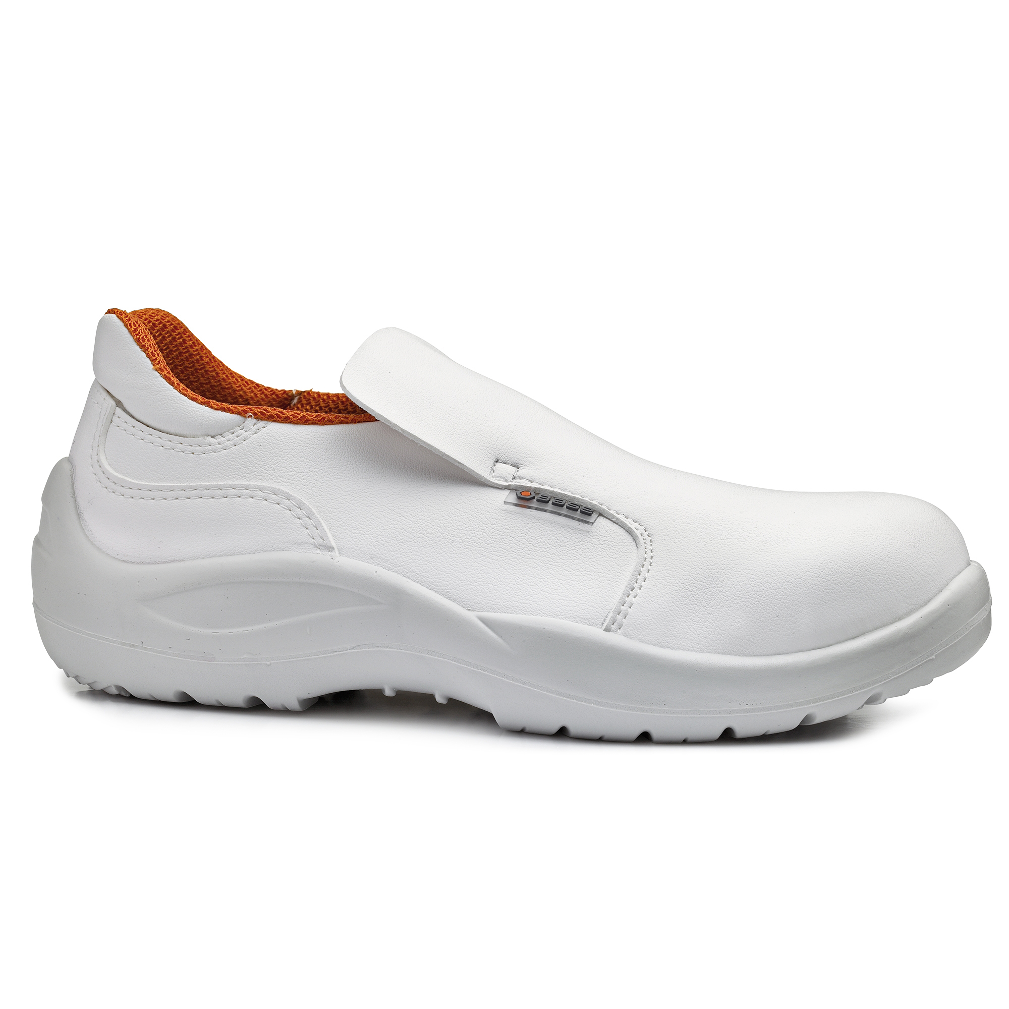 białe buty base cloro