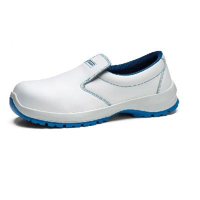 białe obuwie robocze