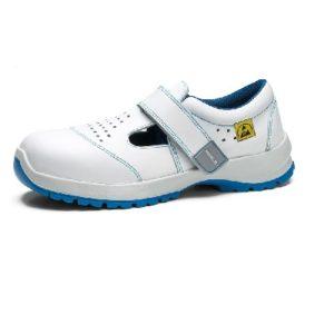 białe obuwie ochronne