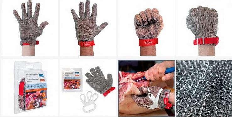rękawice do filetowania