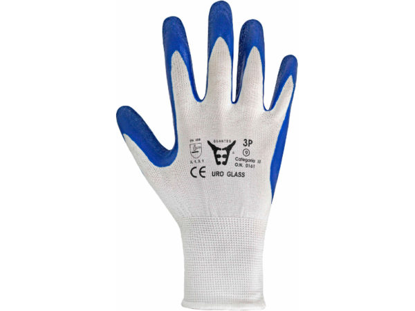 Rękawice nylonowe 3P