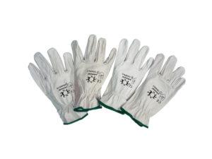 Rękawice ze skóry naturalnej CRAPA