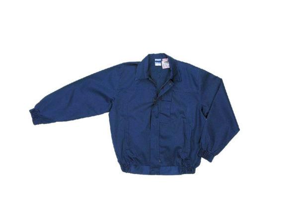 Bluza trudnopalna ze ściągaczem w pasie i nadgarstkach CPAZM