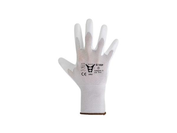 Rękawice nylonowe G18SP