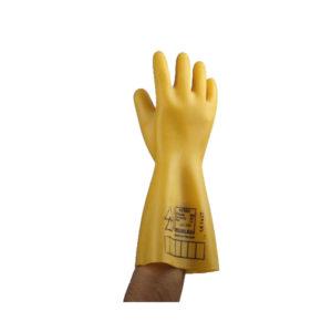 Rękawice ochronne elektroizolacyjne DIE 300