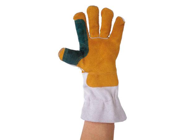 Rękawice skórzane PIKE 4X4