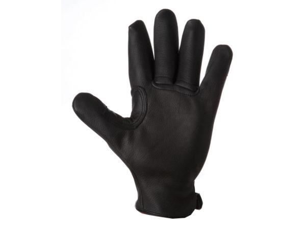 Skórzane rękawiczki 15NEGRE