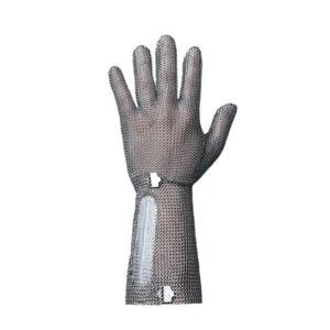 Rękawiczki z siatki ze stali nierdzewnej z mankietem G190