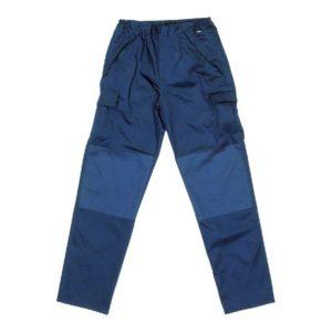 Spodnie trudnopalne ze ściągaczem w pasie PPAZM