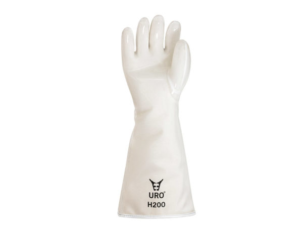 Rękawice silikonowe do niskotemperaturowych warunków H200