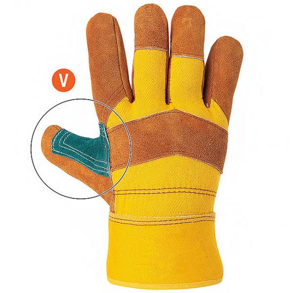 Rękawice ochronne 17LAAR