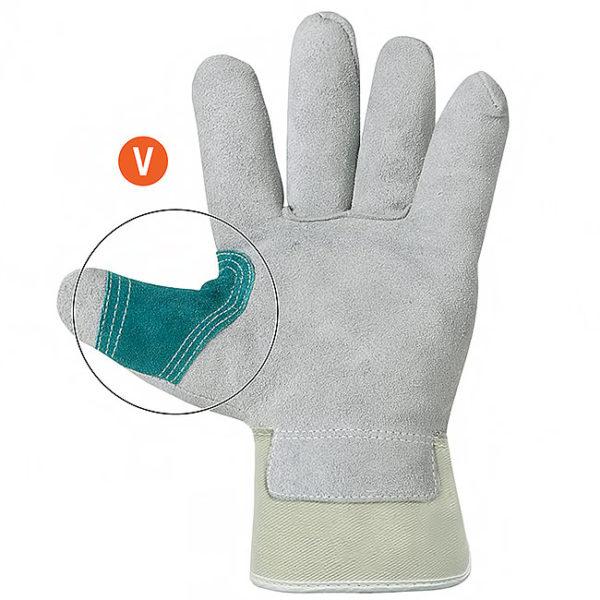 Rękawice ochronne 17LBLR